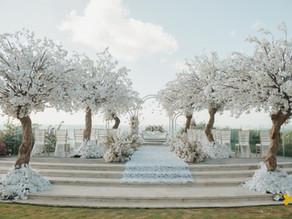 The Wedding of Sam & Michelle, at The Ayana Villa, Ayana Resort & Spa, Jimbaran, Bali