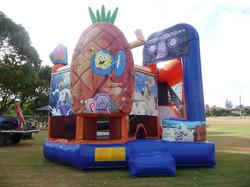 Sponge Bob Activity Castle