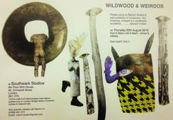 Invite to Wildwood & Weirdos
