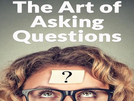 אמנות שאילת השאלות ופתרון קונפליקטים