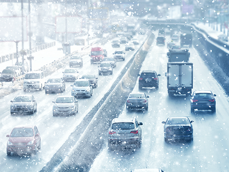 3 Tips For Preparing Commercial Vehicles & Drivers for Winter