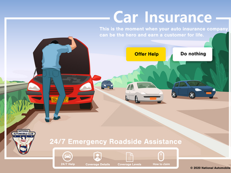 Auto Insurance Companies Without 24/7 Emergency Roadside Assistance Get Left Stranded By Insured