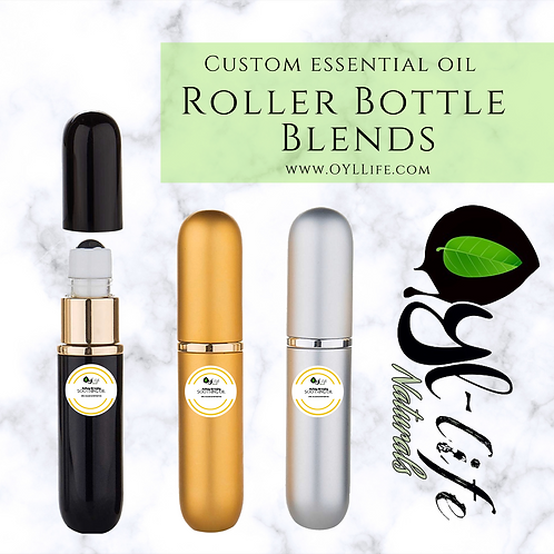 Custom 6ML Roller Bottle blend