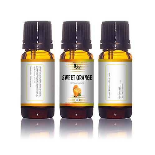 Sweet Orange Essential Oil (10 ML)