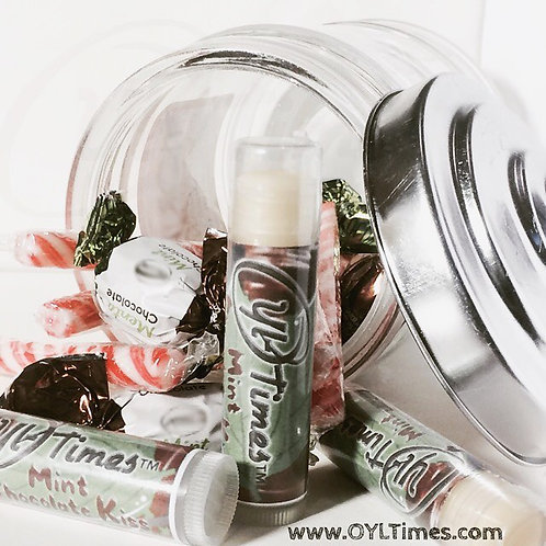 Mint Chocolate Kiss Lip Balm