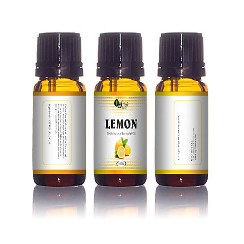 Lemon Essential Oil (10 ML)