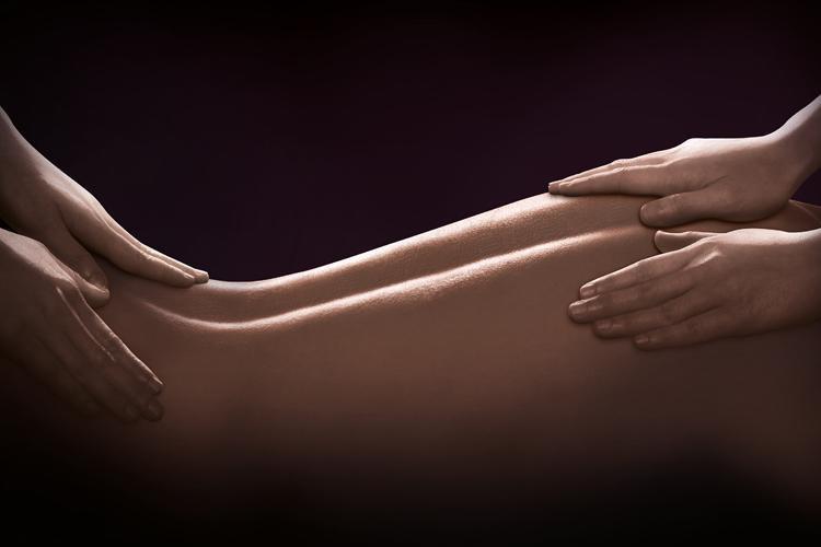 Massage à quatre mains 1H