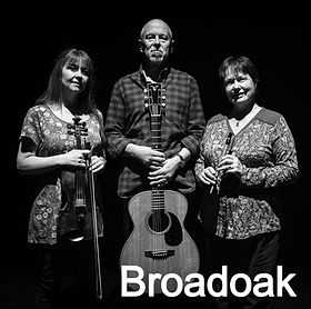 Broadoak folk band