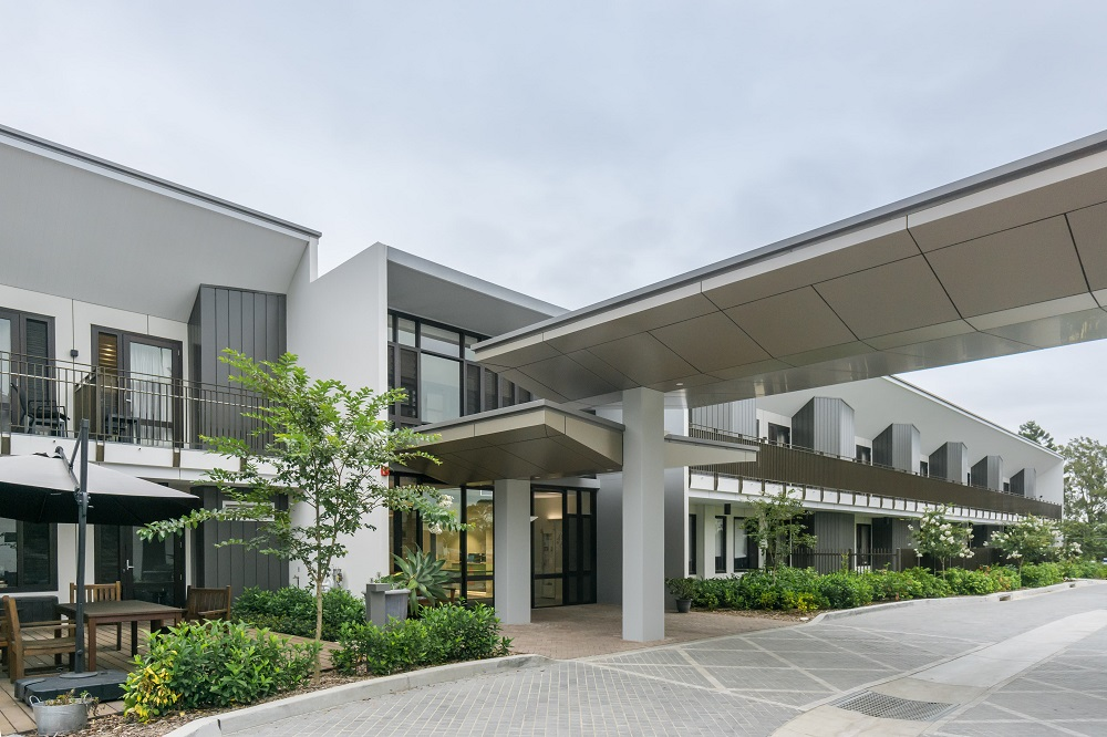 North Turramurra Residential Aged Care Facility by Southern Cross Care NSW/ACT