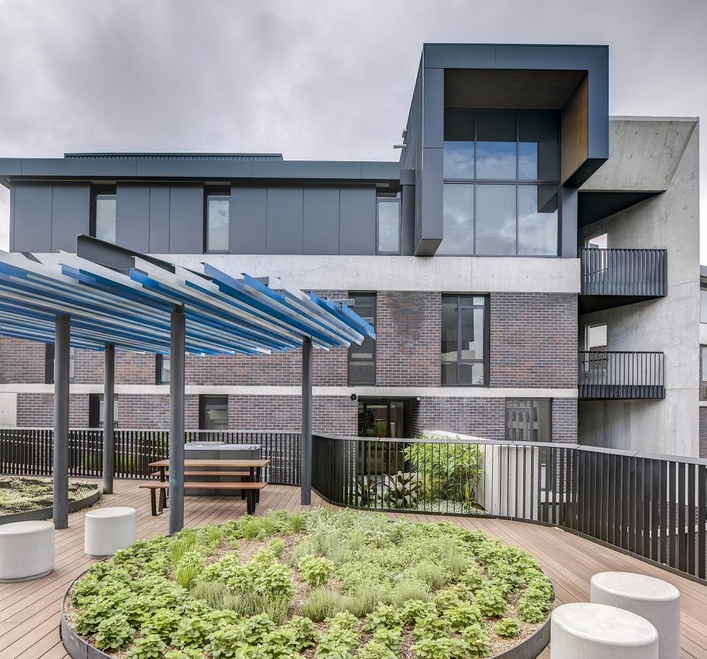 Blackwattle Apartments by City West Housing