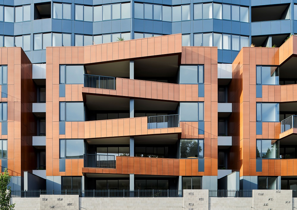 Herald Apartments by EG and Stronach Property