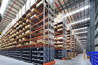 ASICS - Industrial - Warehouse Racking.j