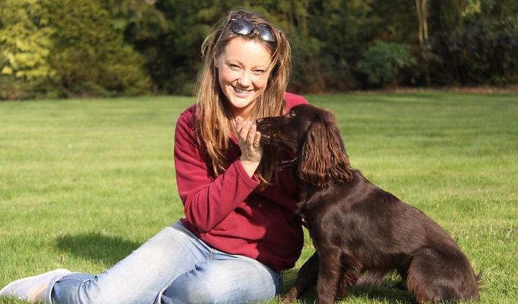 Elin Best, dog trainer