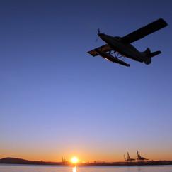 Sea Plane, Vancouver