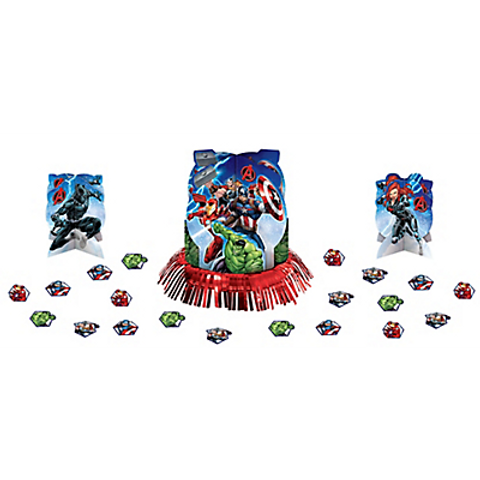 Avengers Table Cardstock Decorating Kit 23pc