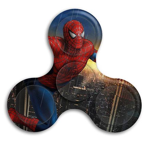 Spider man Tri-fidget Hand Spinner