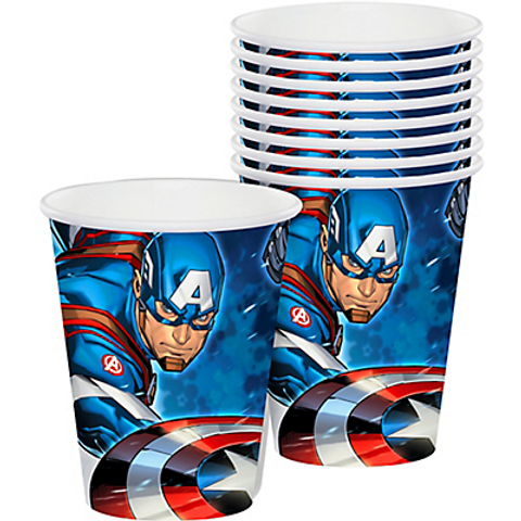 Avengers Cups 8ct