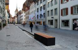 Neugestaltung Altstadtgassen Aarau