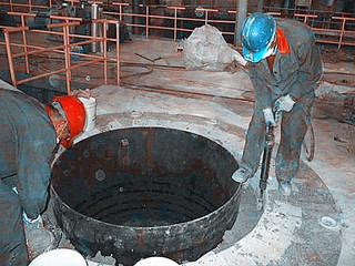 How to improve the induction furnace lining life