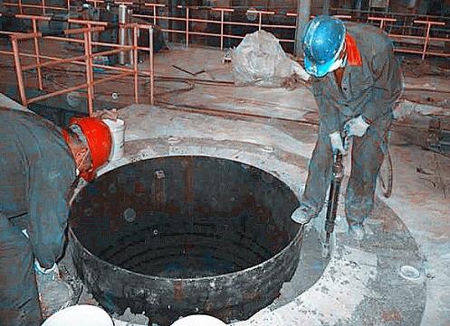 furnace lining