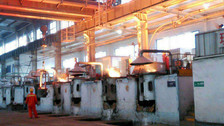 Failure analysis of mediate frequency furnace - Part 1