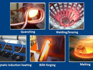 Energy Saving Reform Of Induction Heating Equipment