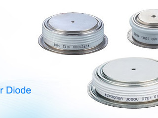 Capsule Type Thyristor Series : 8 types