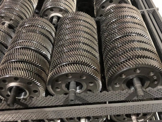 Custom engineered Carbon Fiber Composite (CFC) or Carbon Reinforced Carbon Composite fixtures