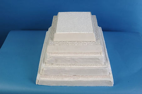 CFA Alumina Ceramic Foam Filter