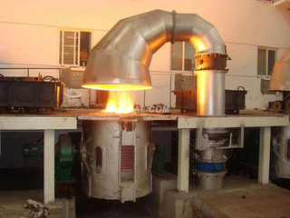 Precautions for buying second-hand intermediate frequency furnace