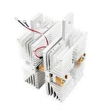 SCR air cold heat radiator