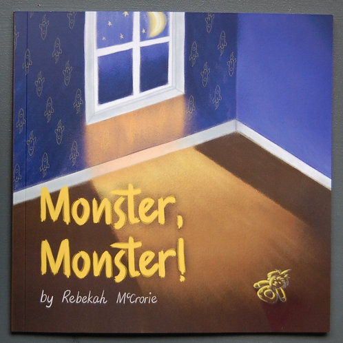 Children's Book: Monster, Monster!