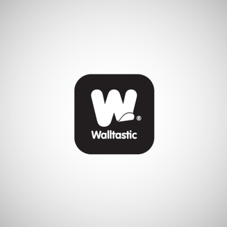 Walltastic logo design