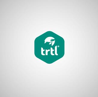trtl logo design