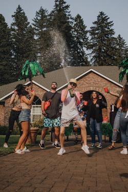 braggin' music video