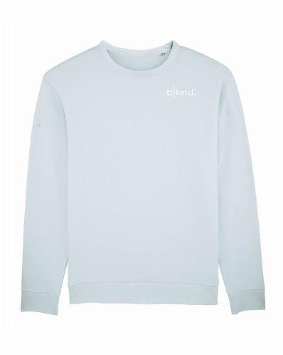 Basic 3 Sweater baby blue - Unisex