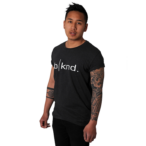 Basic T-Shirt darkgrey