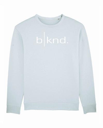 Sweater Basic 1 baby blue - Unisex