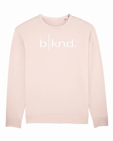 Sweater Basic 1 candy pink - Unisex