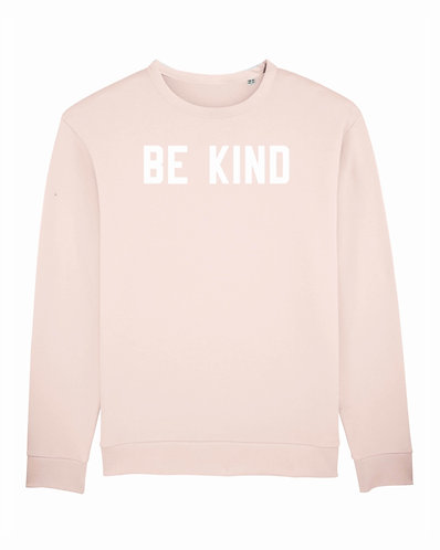 Sweater Basic 2 candy pink - Unisex