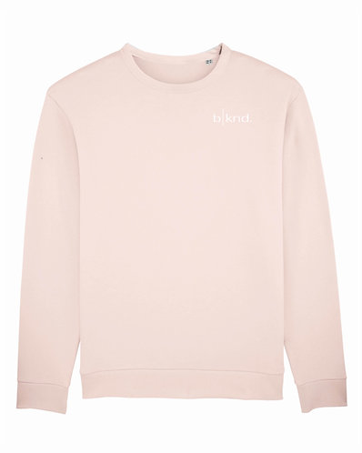 Sweater Basic 3 candy pink - Unisex