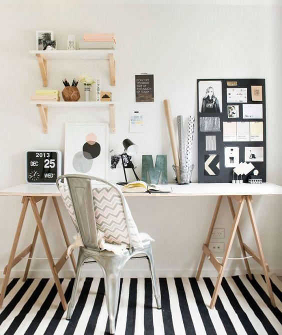 INSPIRAÇÃO: HOME OFFICE