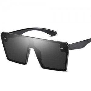 Shady Shields Oversized | B's Eyes | Sunglasses