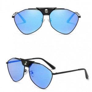 Riveted Aviators | B's Eyes | Sunglasses