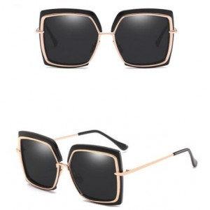 Rimmed Shady | B's Eyes | Sunglasses