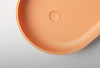 Peach colored tech product