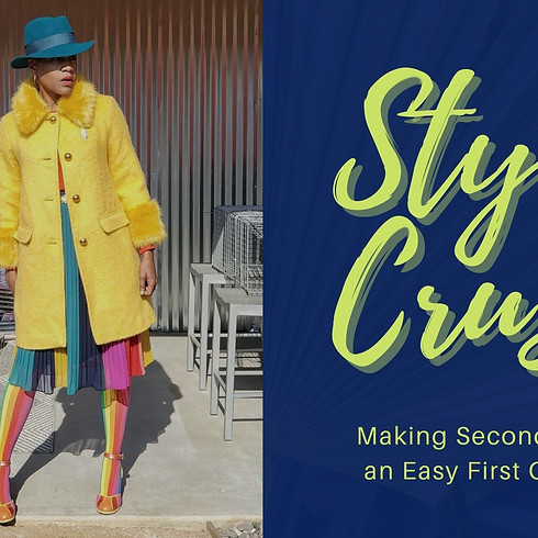 Style Crush Vision + Values