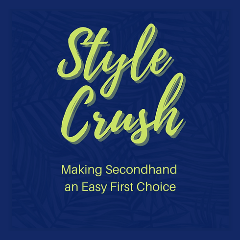 Style Crush Vision + Values July 10th @12pm est