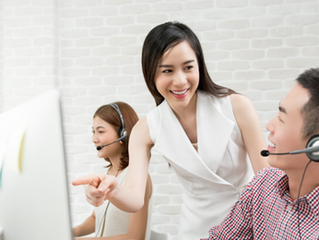 Sales Support Executive ( Bugis Office )