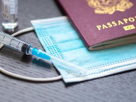 """Covid-19 : on vous explique le débat autour du """"passeport vaccinal"""""""